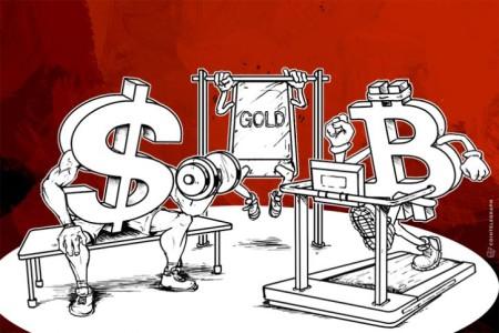 dollar-gold-bitcoin