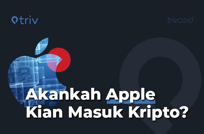 apple dan aset kripto