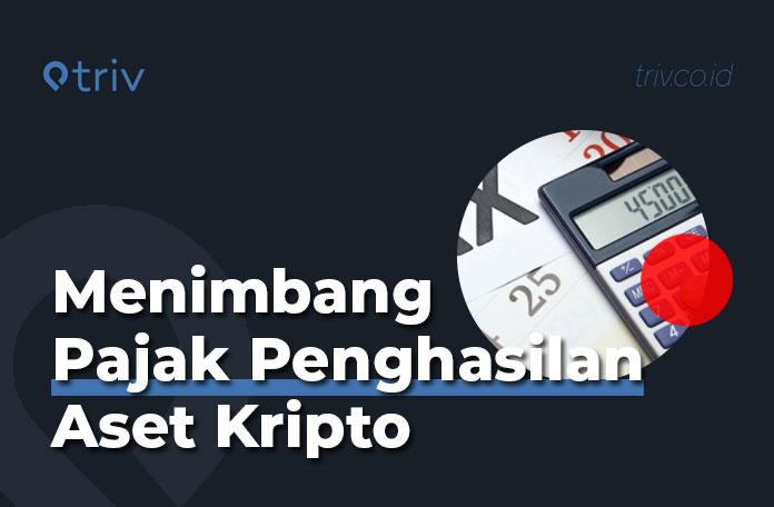 pajak aset kripto di Indonesia