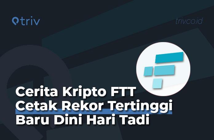 harga kripto FTT
